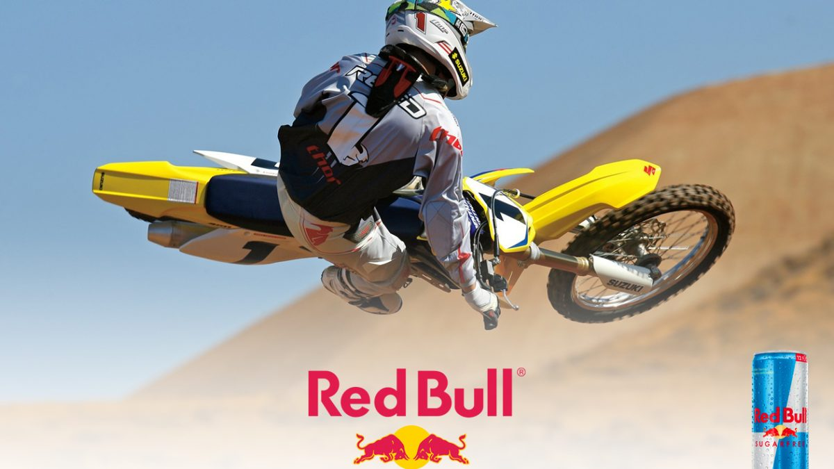 redbull's content marketing strategy